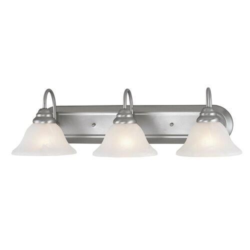 Livex Lighting Coronado 3 Light Vanity Light