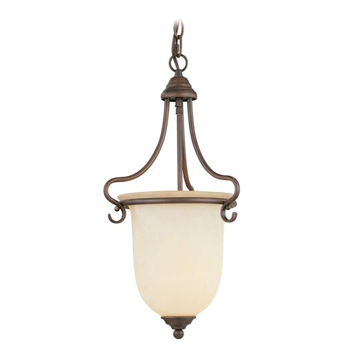 Livex Lighting Coronado 1 Light Foyer Pendant