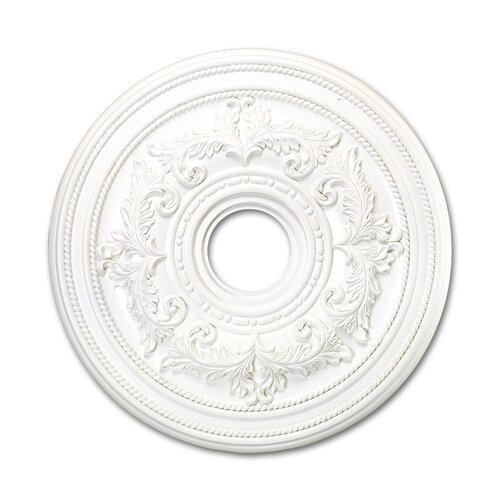 Ceiling Medallion in White