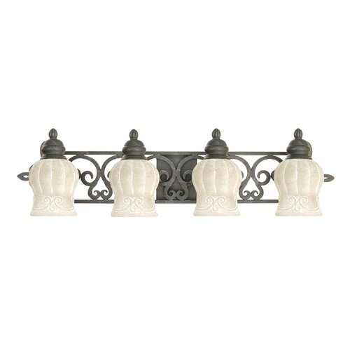 Livex Lighting Royal 4 Light Vanity Light