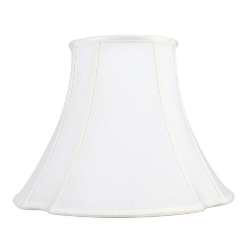 "Livex Lighting 18"" Shantung Silk Bell Shade"