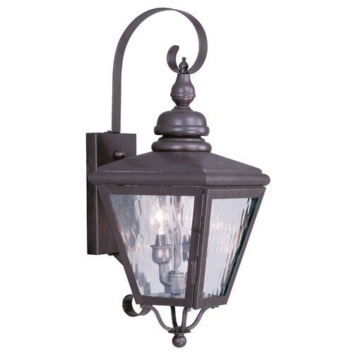 Livex Lighting Cambridge Outdoor Wall Lantern