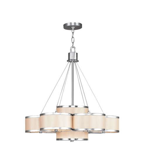 Livex Lighting Park Ridge 7 Light Chandelier