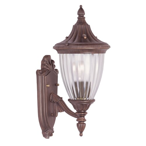 Livex Lighting Townsend Outdoor Wall Lantern