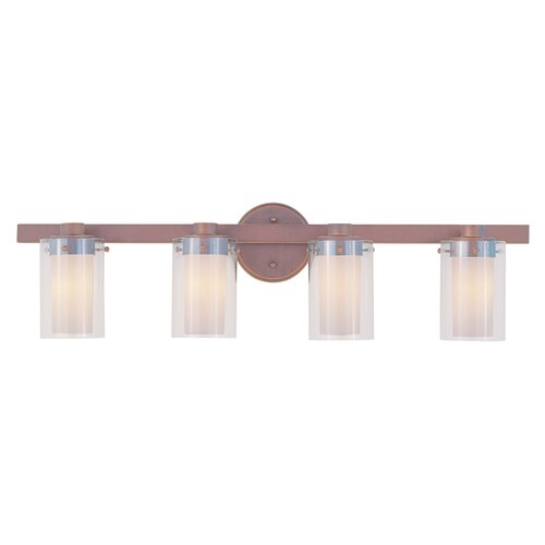 Livex Lighting Manhattan 4 Light Bath Vanity Light