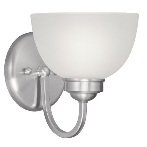 Livex Lighting Somerset 1 Light Wall Sconce
