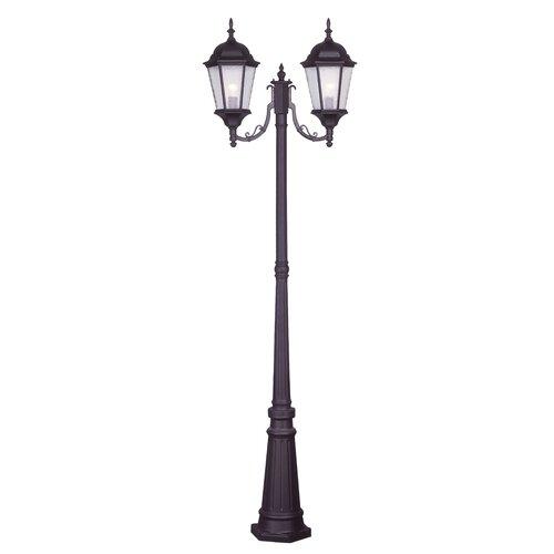 transglobe lighting outdoor 3 light 79 post lantern set reviews. Black Bedroom Furniture Sets. Home Design Ideas