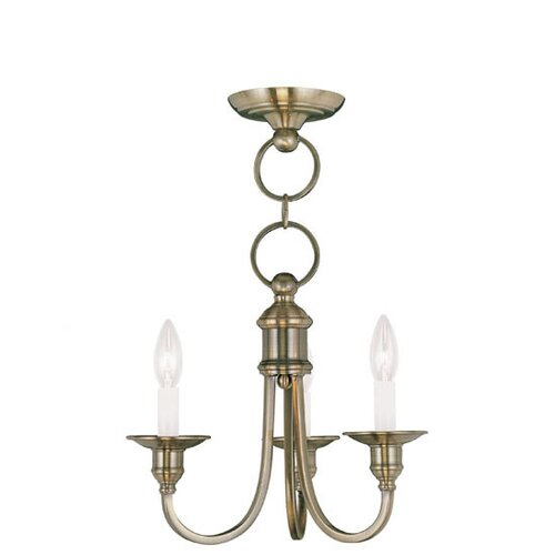 Cranford 3 Light Pendant