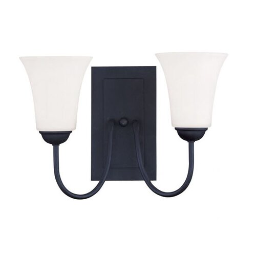 Livex Lighting Ridgedale 2 Light Wall Sconce