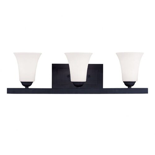 Livex Lighting Ridgedale 3 Light Bath Vanity Light