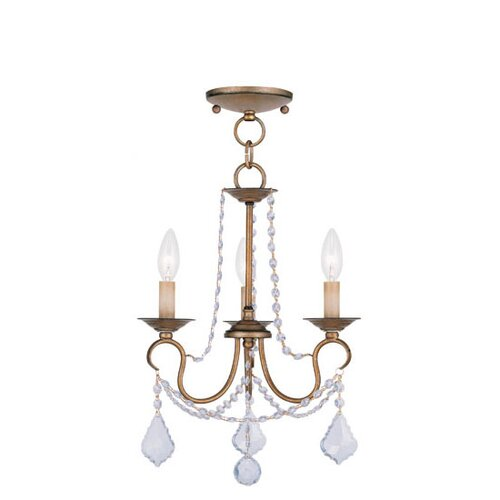 Pennington 3 Light Pendant