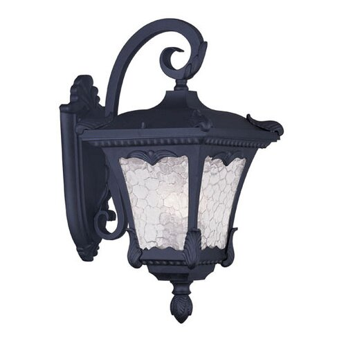 Livex Lighting Millstone 3 Light Outdoor Wall Lantern