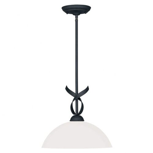 Brookside 1 Light Pendant