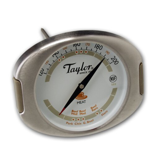 Taylor Connoisseur Meat Thermometer