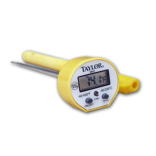 Five Star Commercial Instant Read Pocket Thermometer