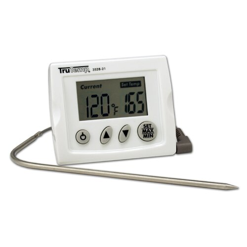 TruTemp Digital Cooking Thermometer (Set of 6)
