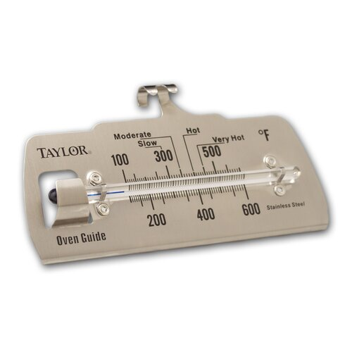 Taylor Five Star Commercial Oven Guide Thermometer