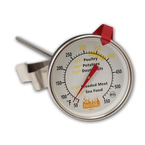 Weekend Warrior Deep Fry Thermometer