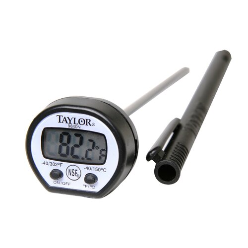 Taylor Classic Instant Read Pocket Thermometer