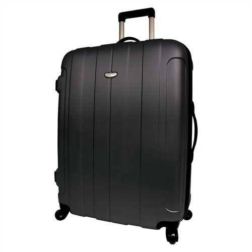 "Traveler's Choice Rome 24"" Hard-Shell Hardsided Spinner Suitcase"