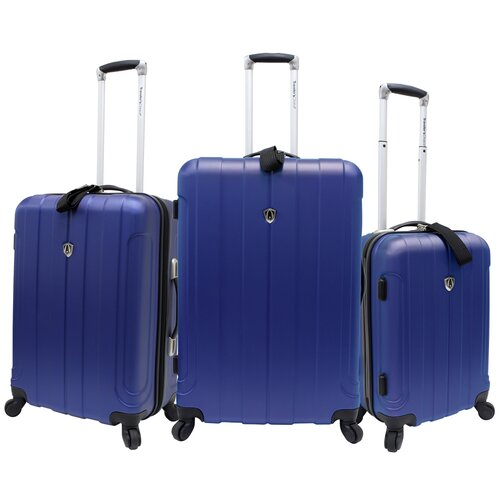 Cambridge 3 Piece Hard-shell Spinner Luggage Set