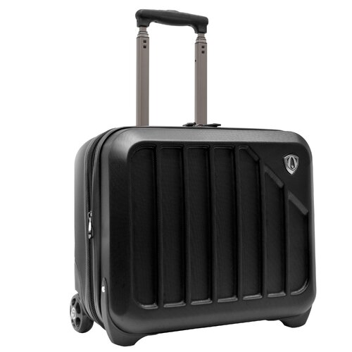 Traveler's Choice Glacier Hardshell Attache Case