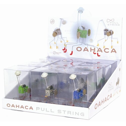 Kikkerland Oahaca Pull-String