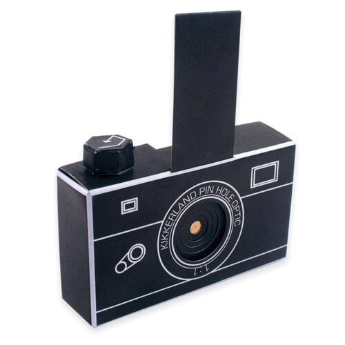 Kikkerland Pinhole Camera Solargraphy Kit