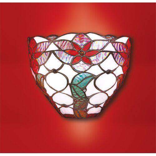 It's Exciting Lighting Ambiance Festive Bowl Wall Sconce