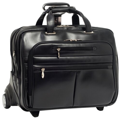 McKlein USA R Series OHare Laptop Catalog Case