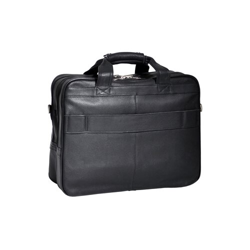 McKlein USA I Series Gold Coast Leather Laptop Briefcase