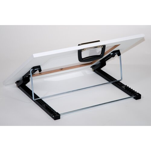 Martin Universal Design Pro Draft Aluminum Adjustable Angle Parallel Edge Drafting Board ...