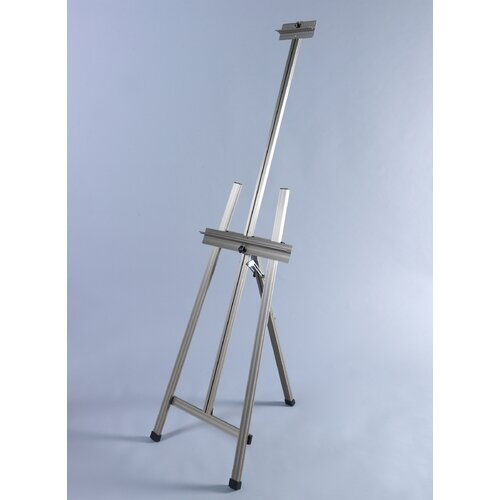 Martin Universal Design Ambiente Dezign A-Frame Home Easel in Natural Aluminum