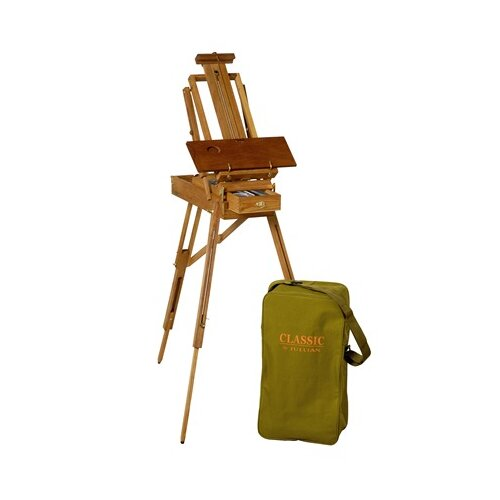 Martin Universal Design Jullian Paris Classic Half-Size French Sketch Box Easel