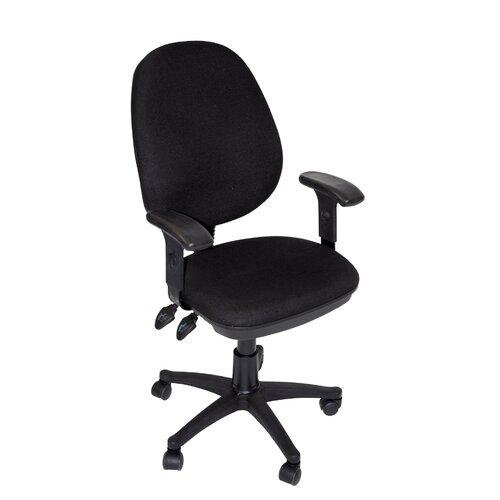 Martin Universal Design Grandeur Manager's High Back Mesh Desk Chair