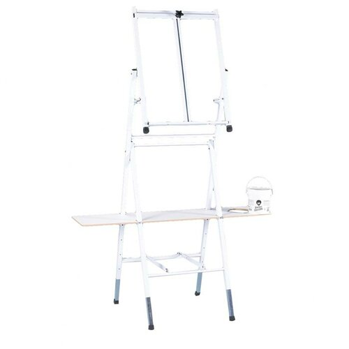 Martin Universal Design Bob Ross 2-in-1 Metal TV Easel