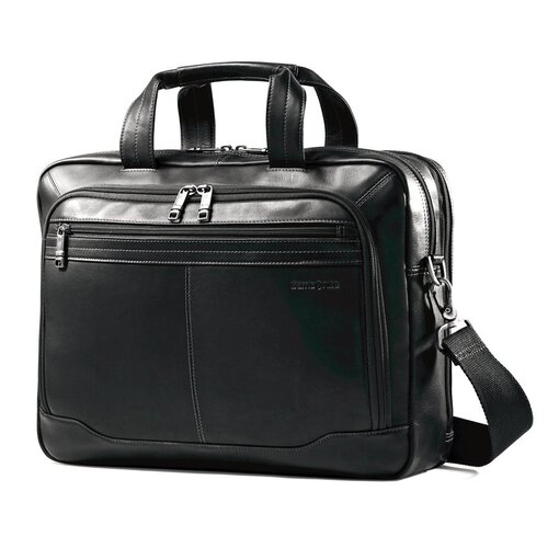 Colombian Business Leather Laptop Briefcase
