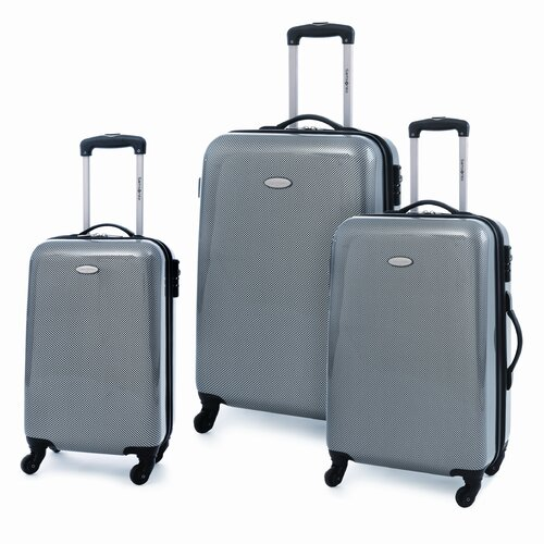 Winfield Fashion 3 Piece Nested Luggage Set
