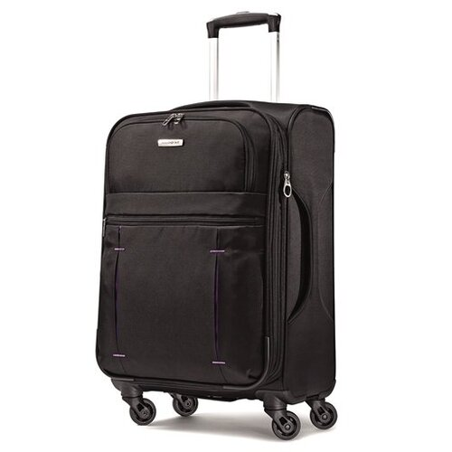 "Samsonite Savor 21"" Spinner Expandable Suitcase"