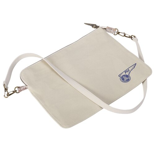 Pan Am PAA Document Shoulder Bag
