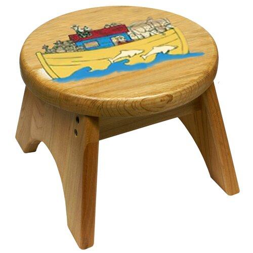 Holgate Toys Noah's Ark Kid's Stool