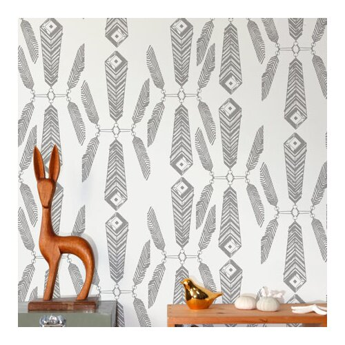 Aimee Wilder Designs Indian Summer Wallpaper Sample