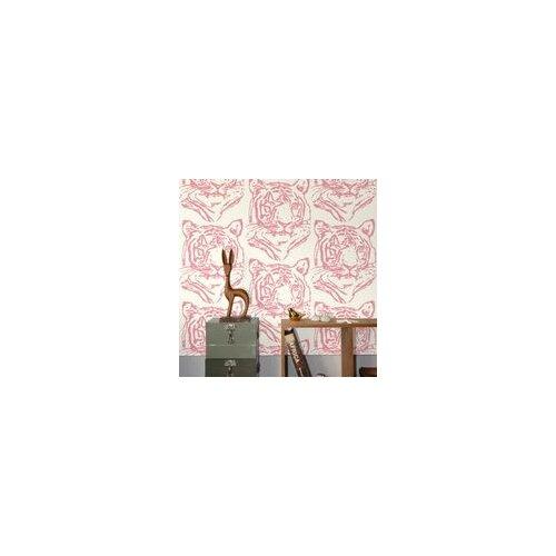Aimee Wilder Designs Star Tiger Wallpaper