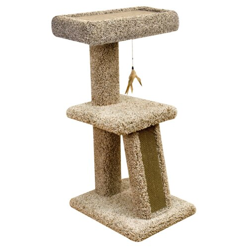 Ware Mfg corrugated cardboard Kitty Scratching Post