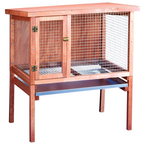 Ware Mfg Small Rabbit Hutch