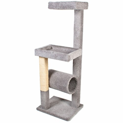 "Ware Manufacturing 64"" Kitty Crows Nest Cat Tree"