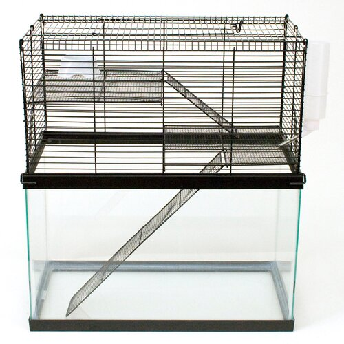 Ware Mfg Chew Proof High Rise Small Animal Cage