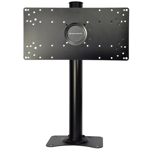 "Level Mount Hotel Swivel/Tilt Floor Stand Mount for 10"" - 40"" Flat Panel Screens"