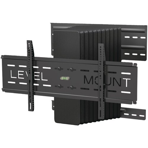 "Level Mount Motorized Full Motion Extending/Tilt/Swivel Wall Mount for 37"" - 85"" Screens"