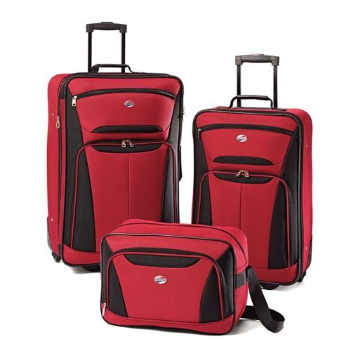 Fieldbrook II 3 Piece Luggage Set